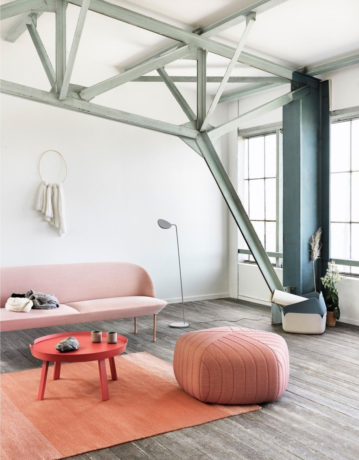 Scandinavian design, muuto, hay, wegner, wishbone chair, interior blogger, belgium, flinders