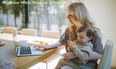 Can you care for your kids while working from home? Tips to babysit kids while working at home
