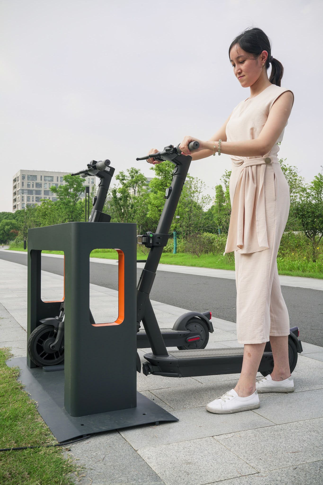 Segway-Ninebot and DUCKT join forces to set new micromobility infrastructure standards