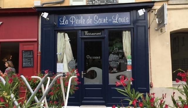 Restaurante La Perle de Saint-Louis em Versalhes