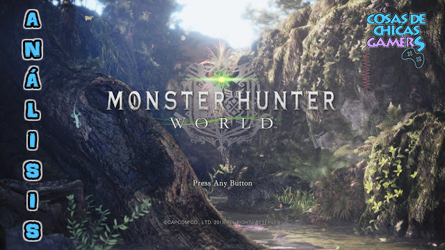Análisis de Monster Hunter World PS4
