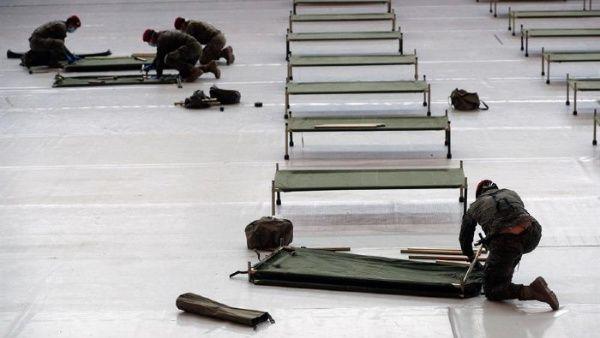 España registra más de 900 fallecidos Covid-19 por segundo día