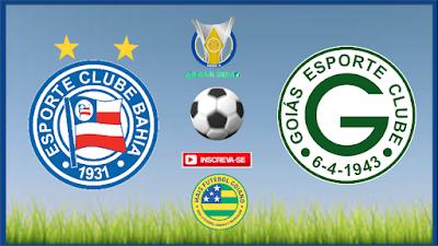 Bahia X Goiás - Confronto que vai além de 3 pontos