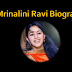 Mrinalini Ravi (Valmiki Actress) Biography, Wiki, Dubmsash Videos & Upcoming Movies