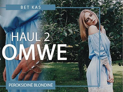 ROMWE HAUL 2