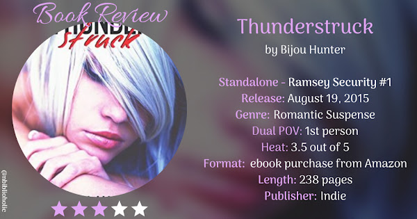 Thunderstruck by Bijou Hunter