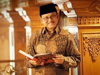 BJ HABIBIE : Hadiah Terbesar Bangsa China Untuk Nusantara Adalah Islam