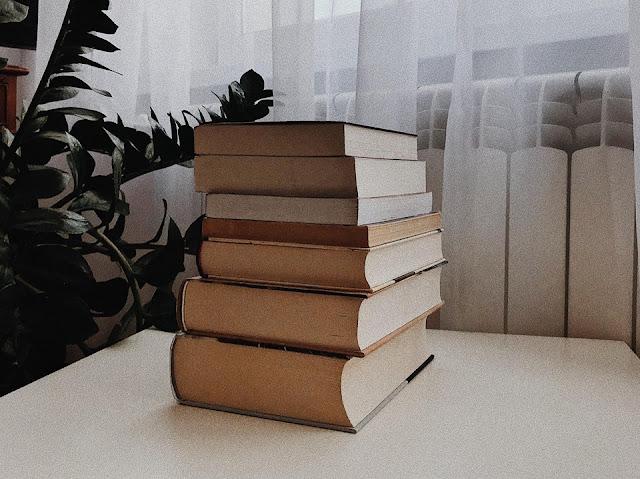 Co będę czytać jesienią? - czyli TBR NA JESIEŃ