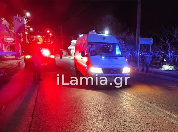 Λαμία : Νεαρή μητέρα έχασε την ζωή της πάνω στο τιμόνι