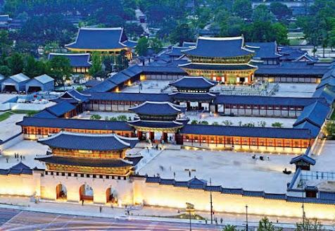 Gyeongbok Palace, Beautiful Dynasty in Korean Drama Style