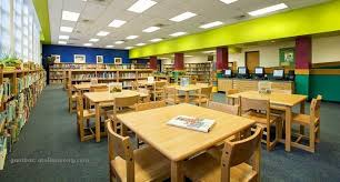 desain perpustakaan: dekorasi ruang perpustakaan