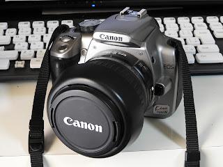 Zenkai Style Canon Eos Kiss Digital Nとイメージセンサのお掃除