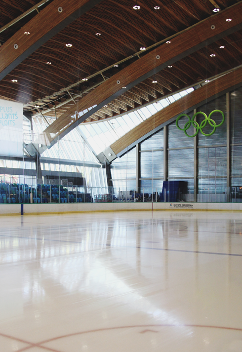 Richmond Olympic Oval Vancouver