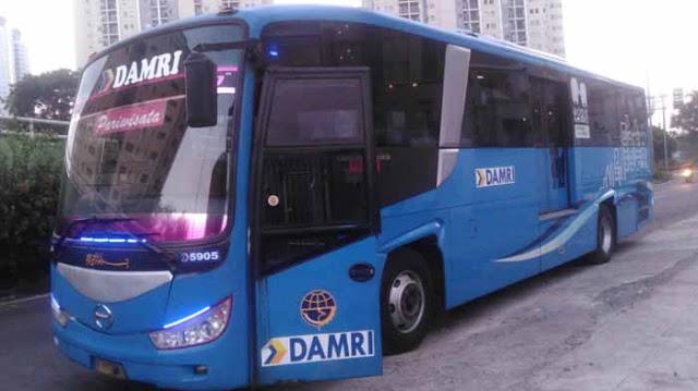 Damri Bandara Juanda Surabaya, Ini Cara Naiknya