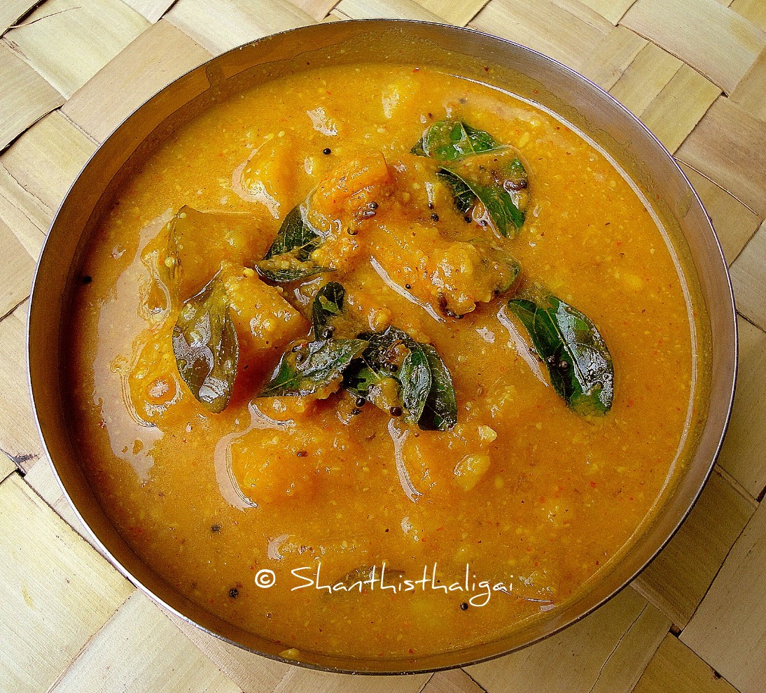 How to make pulinkari, How to make pulincurry