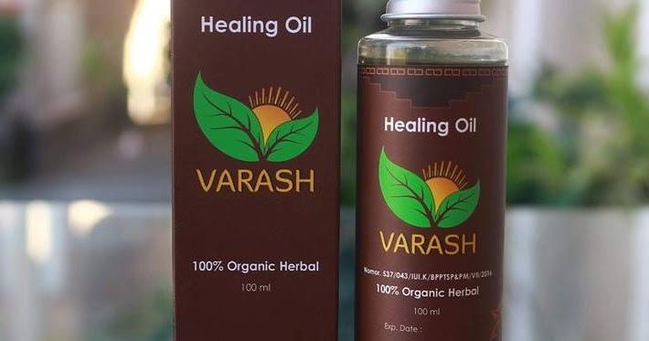 Minyak Varash Healing