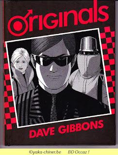Dave Gibbons, Originals
