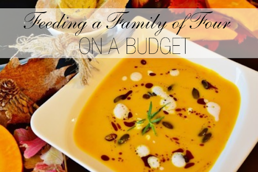 Feeding a Family of Four on a Limited Budget