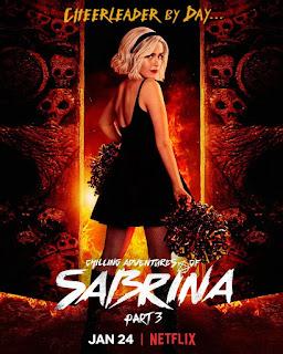Las escalofriantes aventuras de Sabrina Temporada 3 capitulo capitulo 1