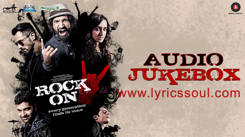 The Manzar Naya lyrics from 'Rock On 2', The song has been sung by Farhan Akhtar, , . featuring Farhan Akhtar, Arjun Rampal, Purab Kohli, Shashank Arora. The music has been composed by Shankar-Ehsaan-Loy, , . The lyrics of Manzar Naya has been penned by Javed Akhtar