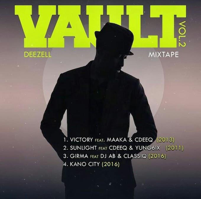 Deezell - Vault Mixtape Vol.2