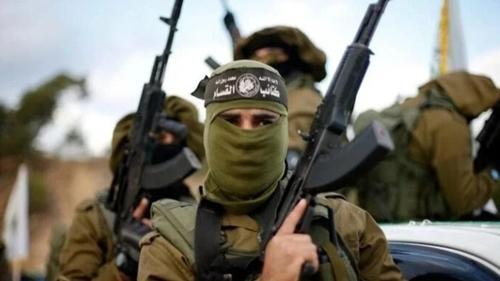Sangar! Hamas Sebut Mudah untuk Serang Israel Bak Minum Seteguk Air: Wahai Syuhada, Angkat Senjatamu!