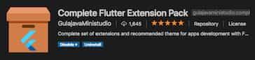 Complete Flutter Extension Pack