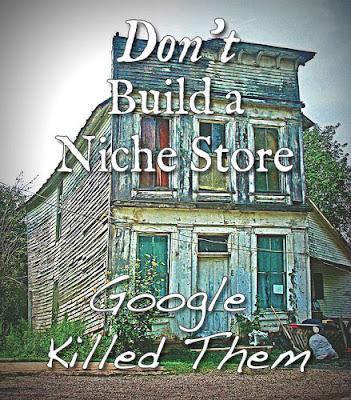 Build Niche Store