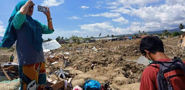 6 Jam Ditelan Likuifaksi Petobo, Burhan Ditolong Orang Telanjang, Tiba-tiba Hilang