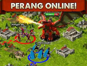 Download Permainan Strategy Super Seru Game of War - Fire Age APK
