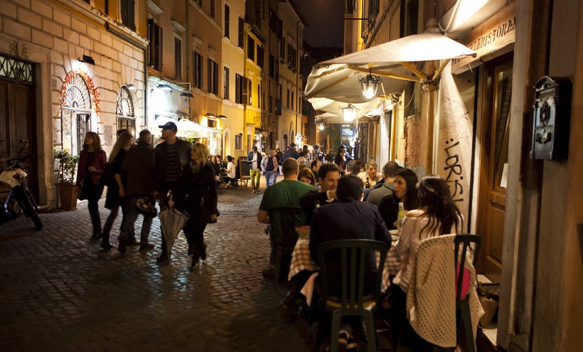 A noite em Florença