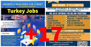 Walk in interview for gulf countries
