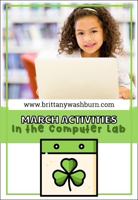 March is a great time of year to plan holiday themed activities along with more serious academic content. Schools that don't have a break in March understand that it can feel like a really long stretch of weeks. Planning fun and engaging lessons can make the time go by much faster.