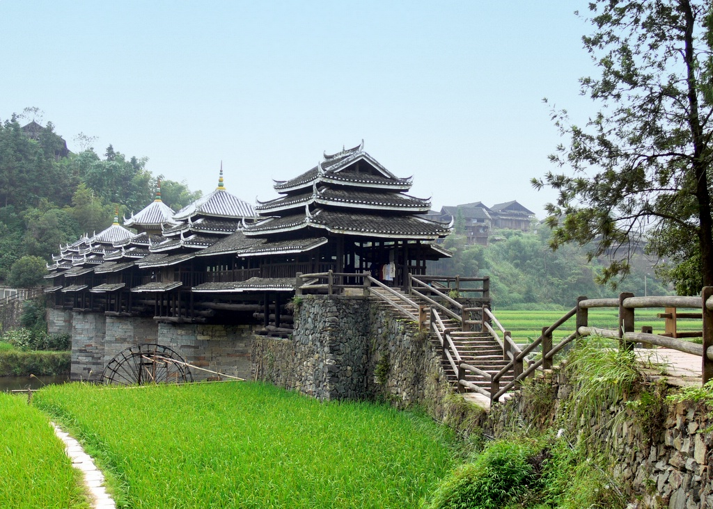 CHENGYANG village Dong