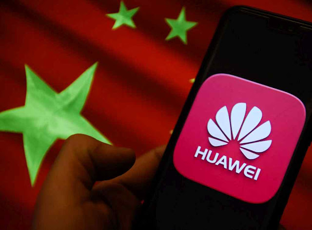 Um sistema na China coleta os dados que você põe no Huawei