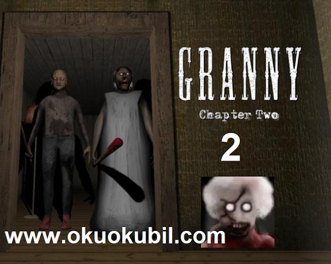 Granny 2 v1.0.Apk Büyükanne 2 İndir 2020