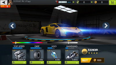 Best Car Android Game: Speed ​​Night 3
