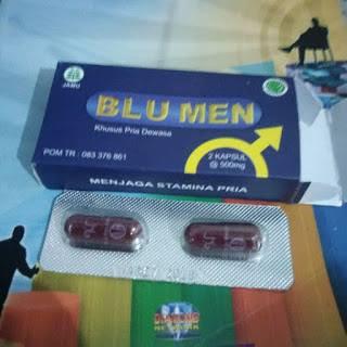 BluMen Menambah Kekuatan Seks Lelaki Sejati