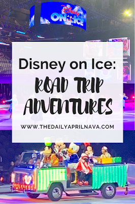 Disney on Ice: Road Trip Adventures - TheDailyAprilnAva