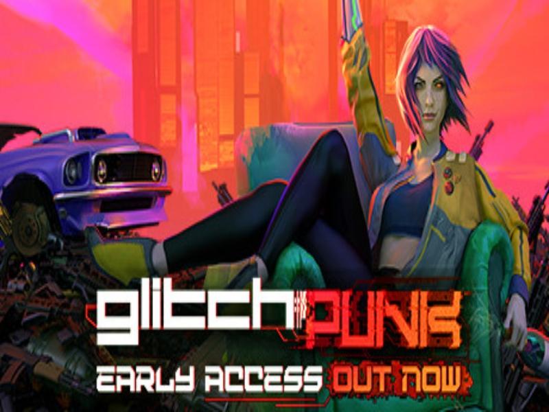 Download Glitchpunk Game PC Free