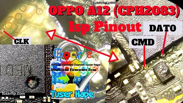 isp oppo a12 cph2083