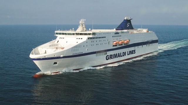 Grimaldi Lines è vettore ufficiale  del Motorally Chica Loca 2021