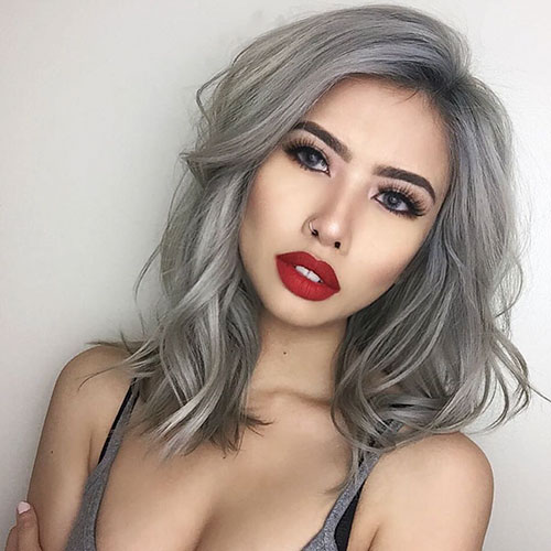 short hairstyle for girls 2019