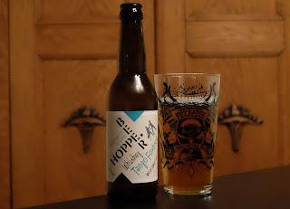 Whiskey Tango Foxtrot fra Hoppe.Beer