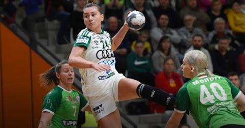 Női kézilabda NB I - A címvédő Győr 24 góllal nyert a sereghajtó vendégeként