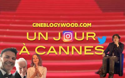Un jour au Festival de Cannes 2021 CINEBLOGYWOOD