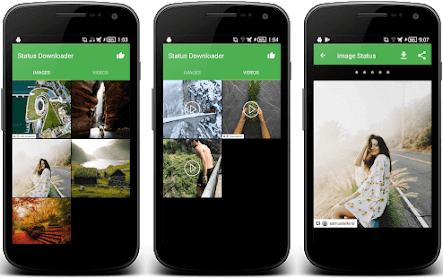 Aplikasi Download Story WA - 4