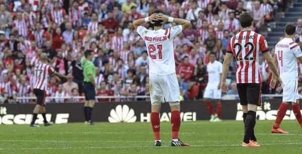 Crónica Athletic Club de Bilbao 1 Vs Sevilla FC 0