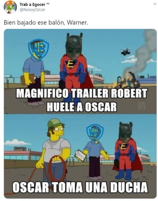 Sale el tráiler de 'The Batman' y los que se burlaron de Robert Pattison están calladitos