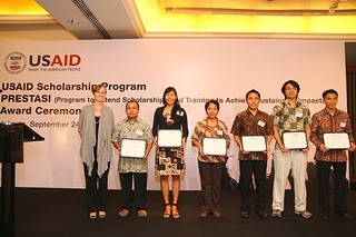USAID Prestasi: Program to Extend Scholarships and Training to Achieve Sustainable Impacts Phase II (PRESTASI II)